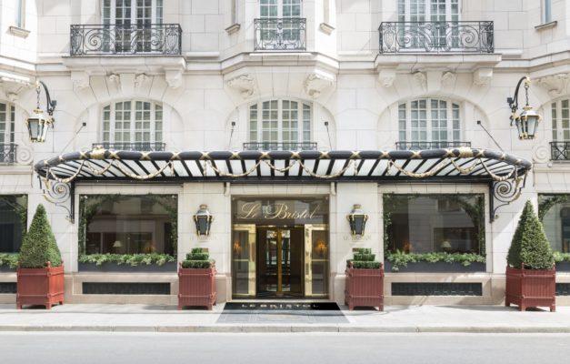 Le Bristol Paris Hôtel & Spa